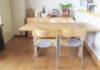「テーブルが散らかる、片づかない」理由&テーブル周りに通り道が必要な理由。