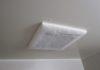 浴室、トイレの換気扇掃除で埃どっさり(汗)。換気扇掃除を毎月する仕掛けを発見!